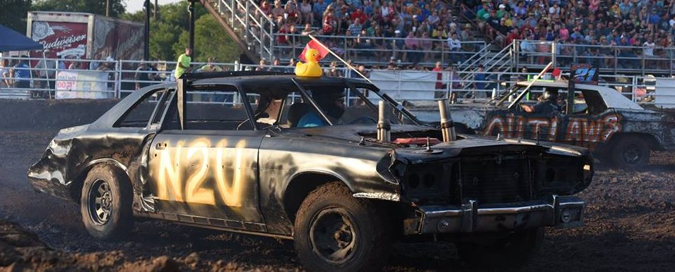 Demolition Derby X 2 Friday July 12th 7pm And Saturday July 13th 7pm Our Sedgwick County Fair